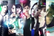 T-ara on Inkigayo.