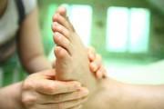 Sexy Korean massage parlour. Foot massage? Or 'foot massage'?