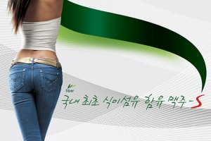 Sexy S Lines in Korean Advertising