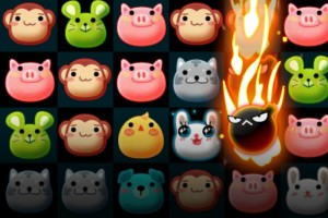 Korean animal rights group CARE suggests that 'Anipang', a Tetris-like puzzle game for mobile phones simulates animal abuse.