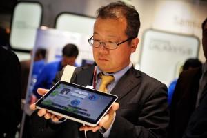 Samsung becomes a 'top 10 global company'
