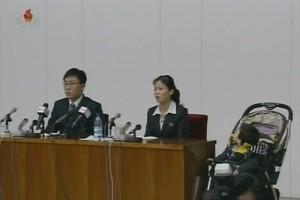 North Korean defector couple defects back to North Korea
