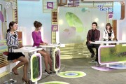 TV presenters too sexy for morning show