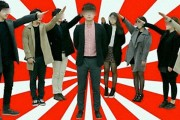 korean-students-give-nazi-salute-to-japanese-imperial-flag-artwork