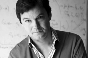 Piketty, a French economist.
