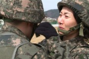 overprotective korean mothers follow sons to military