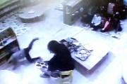 4 year old korean girl spits kimchi daycare teacher slap
