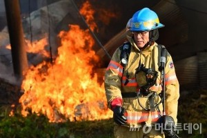 Thousands of unauthorized fire suits were provided to firefighters
